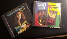Quiet Riot/Yngwie Malmsteen's: The Randy Rhoads/Odyssey CD Metal
