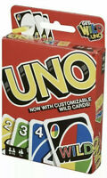 Mattel UNO Card Games— Family / Friends playing Card Game