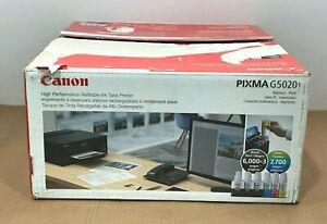 Canon PIXMA G5020 Wireless MegaTank Printer 3112C002 ✅❤️️✅❤️️