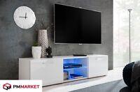 Living Room High Gloss Furniture Display Wall Unit Modern TV Unit Cabinet window