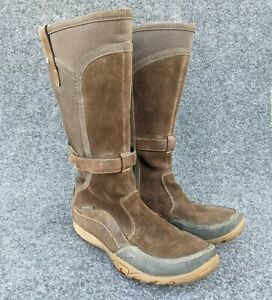 Merrell Mimosa Vex Waterproof Boot Mocha Brown Select Dry Womens Size 10