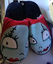 The Nightmare Before Christmas Sally House Slippers New W/ Tags Small 5-6