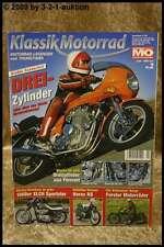 Klassik Motorrad 2/05 Horex RS XLCH Sportster 3-Zylinder