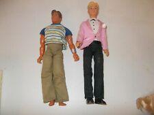 2 Mattel Ken Barbie Dolls