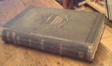The DEFENSE of CHARLESTON HARBOR 1863-1865 Civil War History 1890 JOHNSON Rare!
