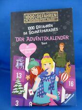 Der Adventskalender: 1000 Gefahren im Schneeparadies von THiLO/ ab 10 J.
