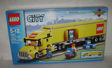 NEW 3221 Lego CITY Truck Yellow 18Wheeler Building Toy SEALED BOX RETIRED RARE A