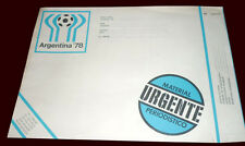 FIFA WORLD CUP 1978 Official PRESS Envelope - Original RARE !!