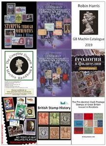 Catalogs Michel + Stanley Gibbons + Domfil + Yvert + Edifil & Other Worldwide