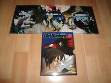 GET BACKERS GETBACKERS ANIME EN DVD VOL. 3 CON 3 DISCOS 12 EPISODIOS BUEN ESTADO