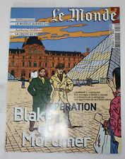 Blake et Mortimer - Le Monde thématique - Magazine