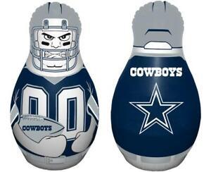"""*NEW* Tackle Buddy ~ Punching Bag 40"""" ~ NFL Football  Dallas Cowboys"""