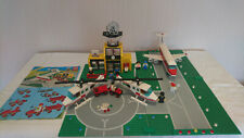 "Lego ""Airport"" set 6392, with original plans"