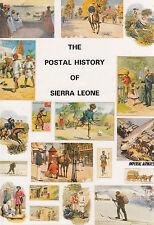 The Postal History of Sierra Leone by Edward B.Proud