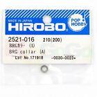 HIROBO 2521-016 BALL BEARING COLLAR (A) 4 X 7 X 1.5 #2521016 HELICOPTER PARTS