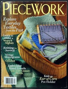 PIECEWORK Magazine • March/April 2010 • See Table of Contents