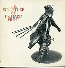 The Sculpture of Richard Hunt  - (Museum of Modern Art - NY)