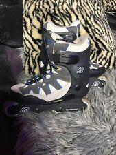 New listing K2 Camano-M Men's Inline Skates Size 9 Soft Boot Rollerblades