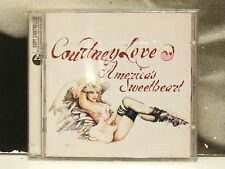 COURTNEY LOVE - AMERICA'S SWEETHEART CD LIKE NEW 2004 VIRGIN RECORDS AMERICA