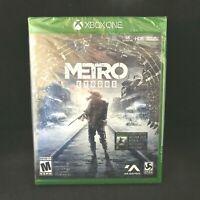 Metro Exodus (Xbox One) Brand New / Region Free