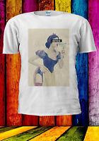 Disney Princess Snow White Sexy B*tch T-shirt Vest Tank Top Men Women Unisex 525