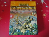 PC HEROES OF MIGHT AND MAGIC III - THE SHADOW OF DEATH 3DO WIN 95/98 BIG BOX
