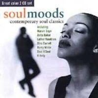 Soul Moods-Contemporary Soul Classics (40 tracks, 1994) | 2 CD | Marvin Gaye,...