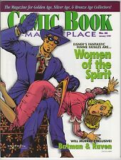 Comic Book MarketPlace #66 ( Women of the Spirit issue )  NM