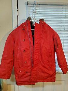 vintage Sears The Mens Store Outerwear Heavy Nylon jacket Sz 40