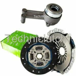 VALEO 2 PART CLUTCH KIT WITH SACHS CSC FOR FORD PUMA COUPE 1.4 16V