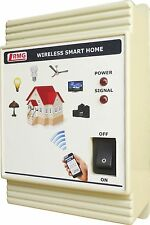 Android Smart Home Automation - 2 Fan & 4 AC Appliances Control