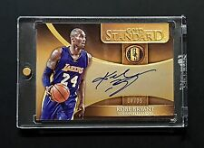 2016 Gold Standard Kobe Bryant Auto Lakers exquisite immaculate 25pcs only Rare!