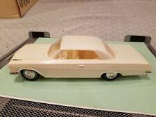 Vintage Built AMT 1962 Chevrolet Impala H/T 1/25