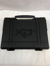 Plastic Gun Case Springfield Armory XDM 45 Pistol Black w Foam Insert