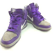 Nike Damen Dunk High Skinny 386316-511 Größe UK 5, EUR 38.5 lila