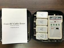 Coax RF Cable Tester Nuline Data Comm Tester 250221CT4