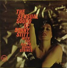 Sonny Stitt-The Sensual Sound Of-Verve 8451-MONO