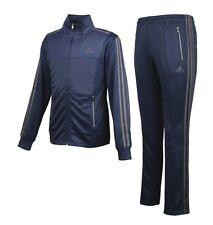 Adidas Men Knit Track Training Suit Set Winter Soccer Jacket Pant AN7708-AN7709