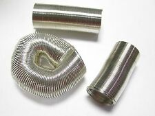 Silver Tone ab.200 Loops Memory Wire for Ring 20mm