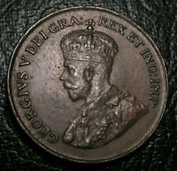 OLD CANADIAN COINS CHOICE 1920 CANADA SMALL CENT