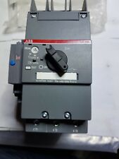 ABB MANUAL MOTOR STARTER MS 495 100A MAX