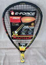 E Force Mayhem Racquetball Racquet ~ New ~