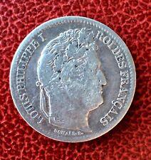 France - Louis-Philippe - Rare et Jolie Monnaie de 2 Francs 1838 W