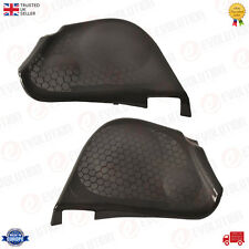 A PAIR OF FRONT DOOR SPEAKER PANEL COVER TRIMS FIT VAUXHALL VECTRA B 1995/03