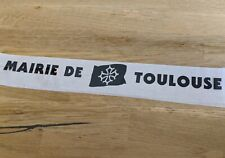 Patch Sponsor Maillot rugby Stade Toulousain Toulouse Champion Top 14 Flocage