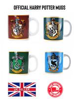 Harry Potter Mugs 350ml regular size Gryffindor Hufflepuff Raven claw Slytherin