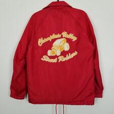 Vintage Car Club Jacket Xs Street Rod Snap Front