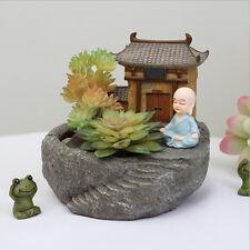 Sky Garden Herb Flower Basket Planter Succulent Pot Trough Box Plant Bed AU New