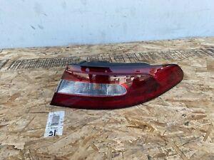 RIGHT PASSENGER TAIL LIGHT TAILLIGHT LAMP SMOKED JAGUAR XF XFR OEM (09-11)