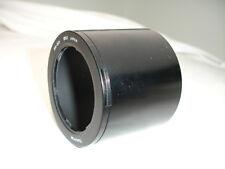 Tokina SH-521 Lens Hood 52mm size , for for 70-210mm f/4-5.6 lens. Plastic
